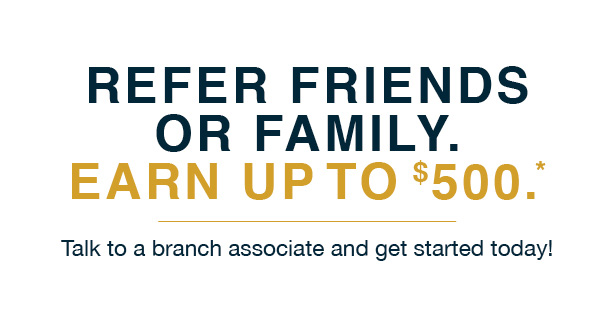 Refer A Friend Today!